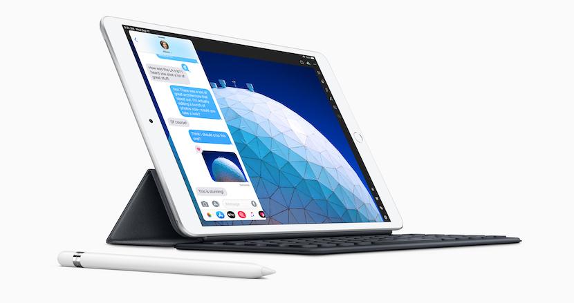 Appleの製品ラインナップから消えたはずの「iPad Air」がA12 Bionicを搭載して復活!旧iPad Pro 10.5インチに近い構成ながら低価格を実現
