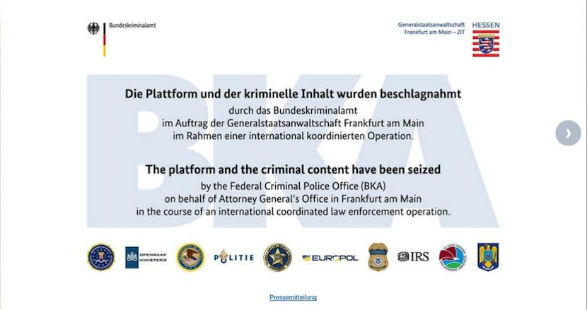 世界最大級のダークウェブサイト「The Wall Street Market」が摘発され閉鎖。サイト運営者や違法薬物の売り手を逮捕