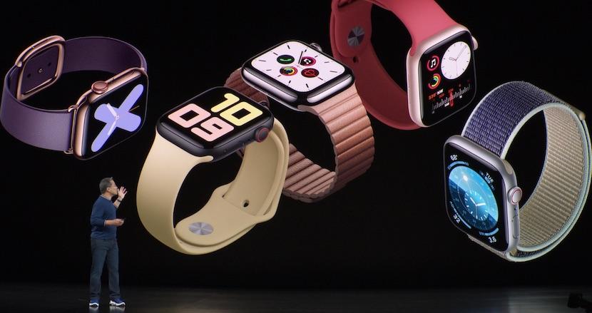 Apple Watch Series 5は常に画面が表示される「Always On Display」を新搭載。チタン製、セラミック製ボディのApple Watch EDITIONも