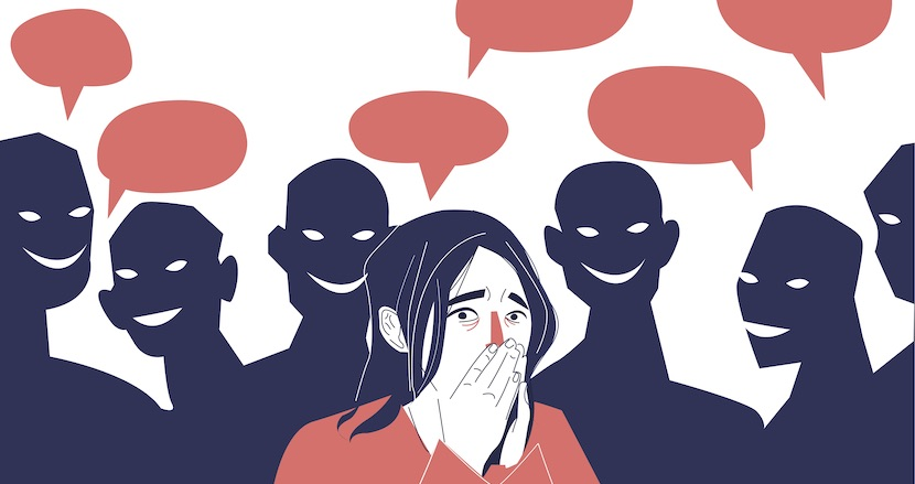 「批判のつもり」でもネット上の誹謗中傷は許されない。「匿名だからバレないだろう」という安易な思い込みが人生を狂わせることも