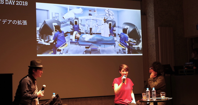 「感性」と「アイデア」の拡張で、テクノロジーを昇華する AR三兄弟・川田十夢氏、アーティスト・スプツニ子!氏【FINDERS DAY 2019イベントレポート】
