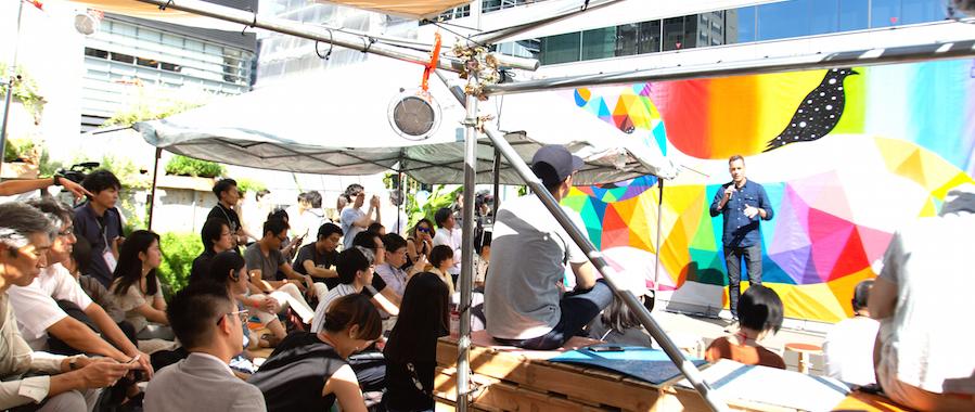 欧州最大級のテックイベント「BORDER SESSIONS」が東京初上陸!