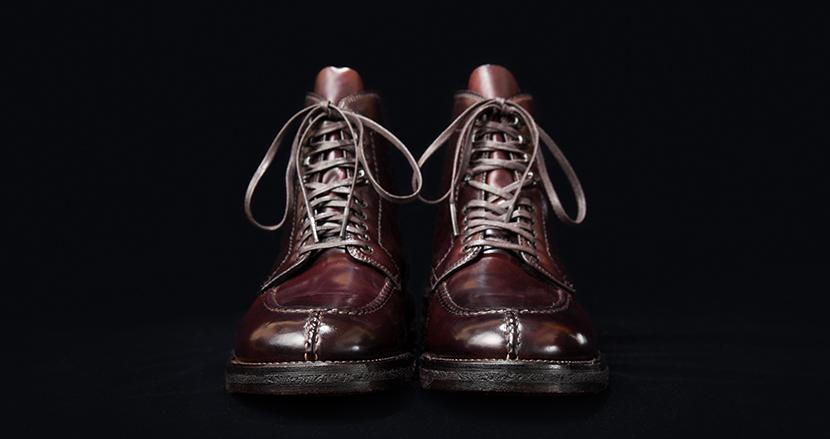 一生ものの靴を今こそ。老舗ブランド「オールデン」のタンカーブーツを手に入れるべき理由とは?