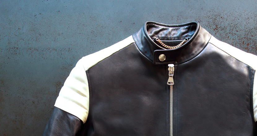 世界でただひとつの極上のフィット感を。新鋭メゾン「ミゲルブランカス」でライダースジャケットをカスタムメイド