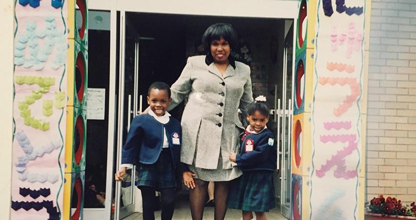 茨城生まれのアフリカ系アメリカ人、ティファニー・レイチェルさんのストーリー