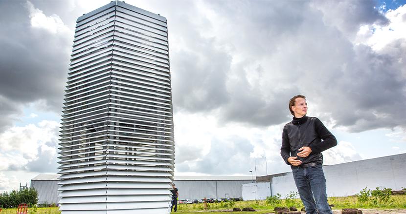 「巨大スモッグ掃除機」が北京の大気汚染を救う!?オランダ人アーティストが世界中で進める「SMOG FREE PROJECT」とは何か