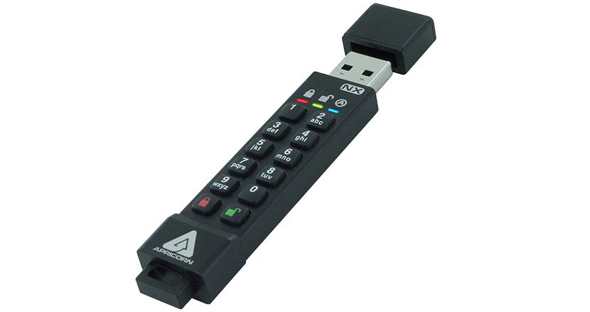暗証番号で大切なデータを保護するUSB3.0対応USBメモリ「Aegis Secure Key 3NX」シリーズ