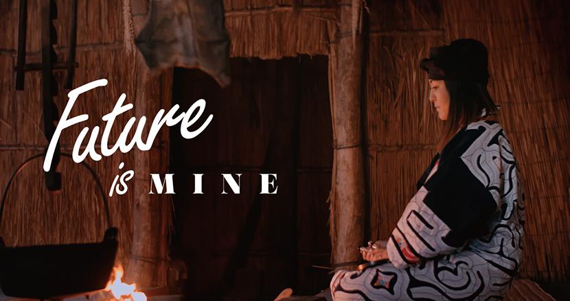 YouTubeで100万再生突破!アイヌ女性を追った短編ドキュメンタリー動画「Future is MINE -アイヌ、私の声-」