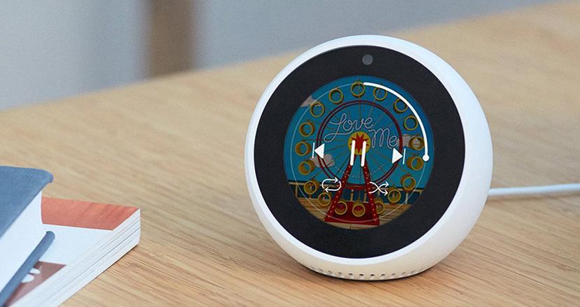 液晶が付いてさらに使い勝手がよくなった「Amazon Echo Spot」