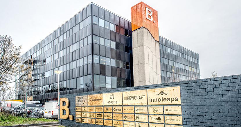 ファシリティは重要ではない? ヨーロッパ最大のコワーキングスペース「B. Amsterdam」がすごい訳【連載】オランダ発スロージャーナリズム(1)