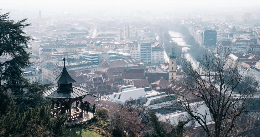 オーストリア第2の都市グラーツ【連載】世界の都市をパチリ (9)