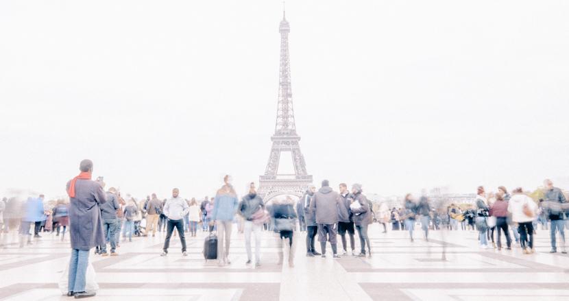 芸術と移民の街パリ【連載】世界の都市をパチリ (6)