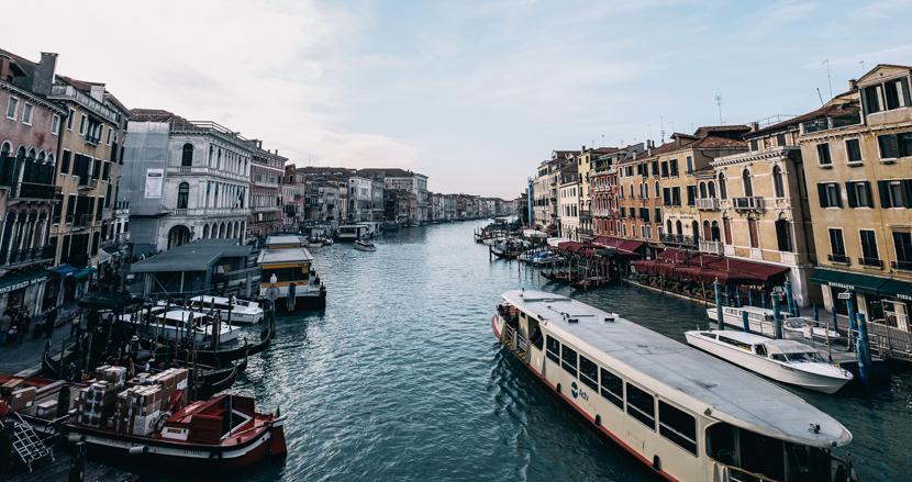 水の都ヴェネツィア【連載】世界の都市をパチリ (8)