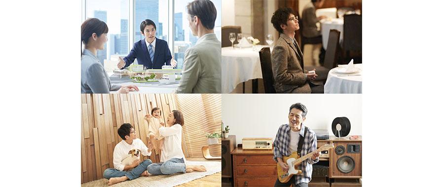 サンボマスターの楽曲を起用したFWD富士生命保険の新キャンペーン「はじめては、一生つづく。」のTVCMが放映開始