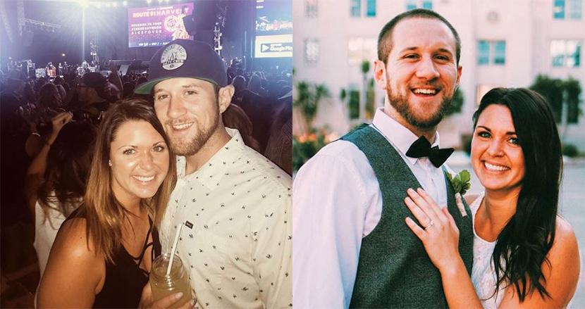 ラスベガス銃乱射事件に遭遇した女性、命の恩人の男性と結婚。悲劇のトラウマを乗り越えて