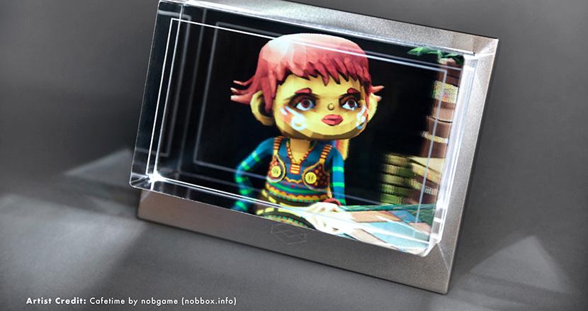 「とにかくヤバいものを作ってくれ!」3D映像が裸眼で見られる「Looking Glass」開発者が語る日本人への期待