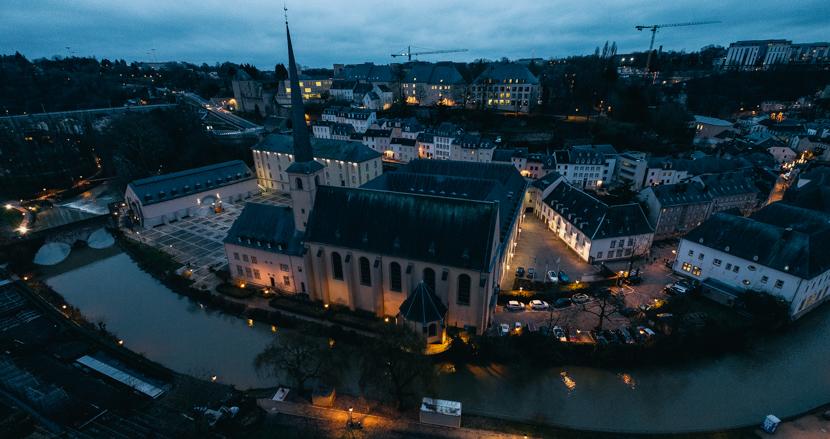 中世の面影が残る極小国家ルクセンブルク【連載】世界の都市をパチリ (11)