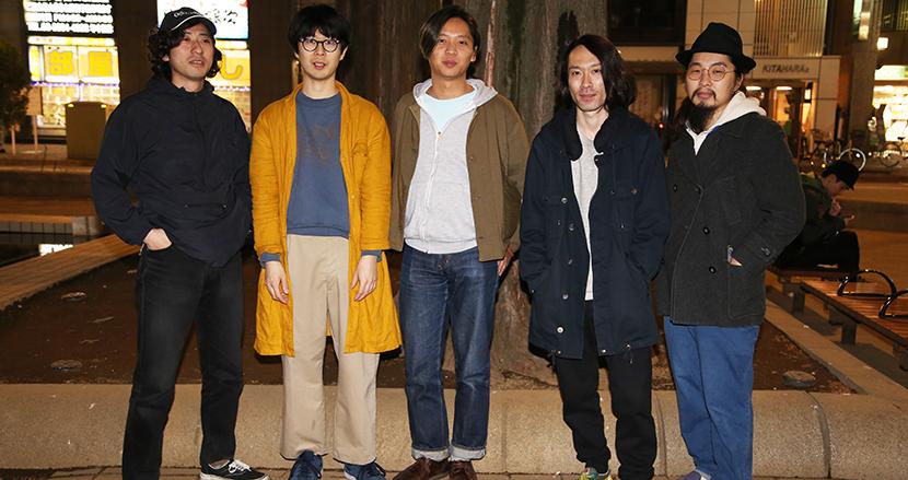 増え続ける日本インディバンドのアジア進出。でも、なぜ行くの?|シャムキャッツ+寺尾ブッタ(月見ル君想フ)【前編】