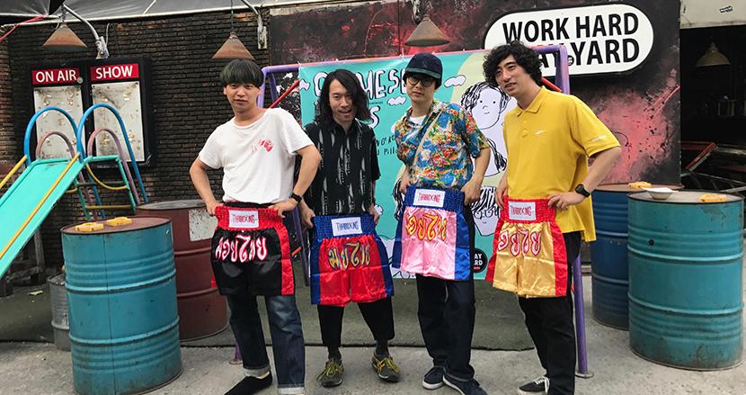 アジアのファンたちが、バンドのクリエイティブもマネタイズも変えてくれる|シャムキャッツ+寺尾ブッタ(月見ル君想フ)【後編】