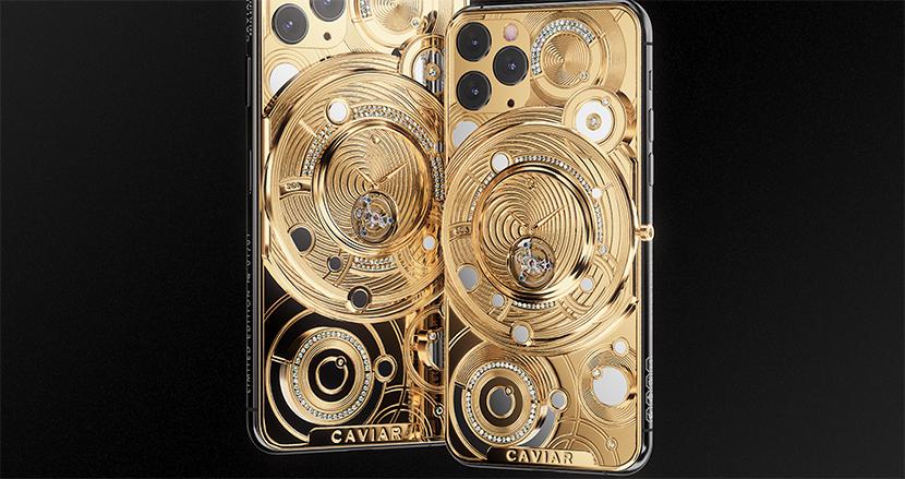 お値段1000万円超えもあるのに完売多数。超豪華iPhoneを多数販売するロシアのブランドCaviarに、お得意様はどこの国の人が多いのか訊いてみた