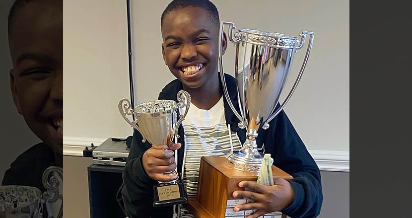 元ホームレスのナイジェリア難民少年、10歳でチェス・マスターに。天才少年のアメリカンドリーム