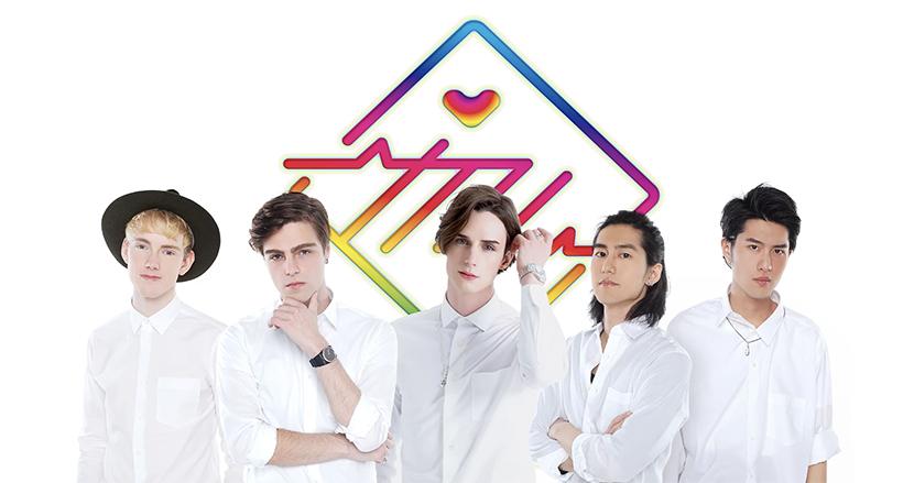全員外国人のJ-POPアイドルグループ『COLORFUUUL』は、日本で受け入れられるのか?