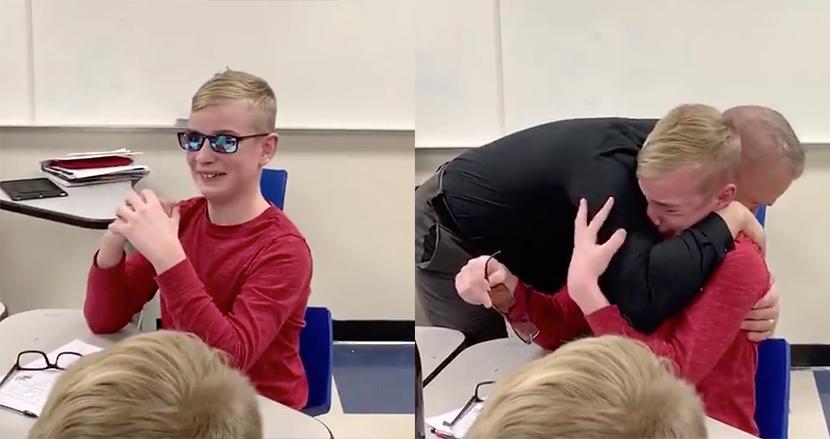 色覚異常の12歳少年が補正眼鏡を掛け、初めて「色」のある世界を知った動画が話題に。世界中から感動の声が続々