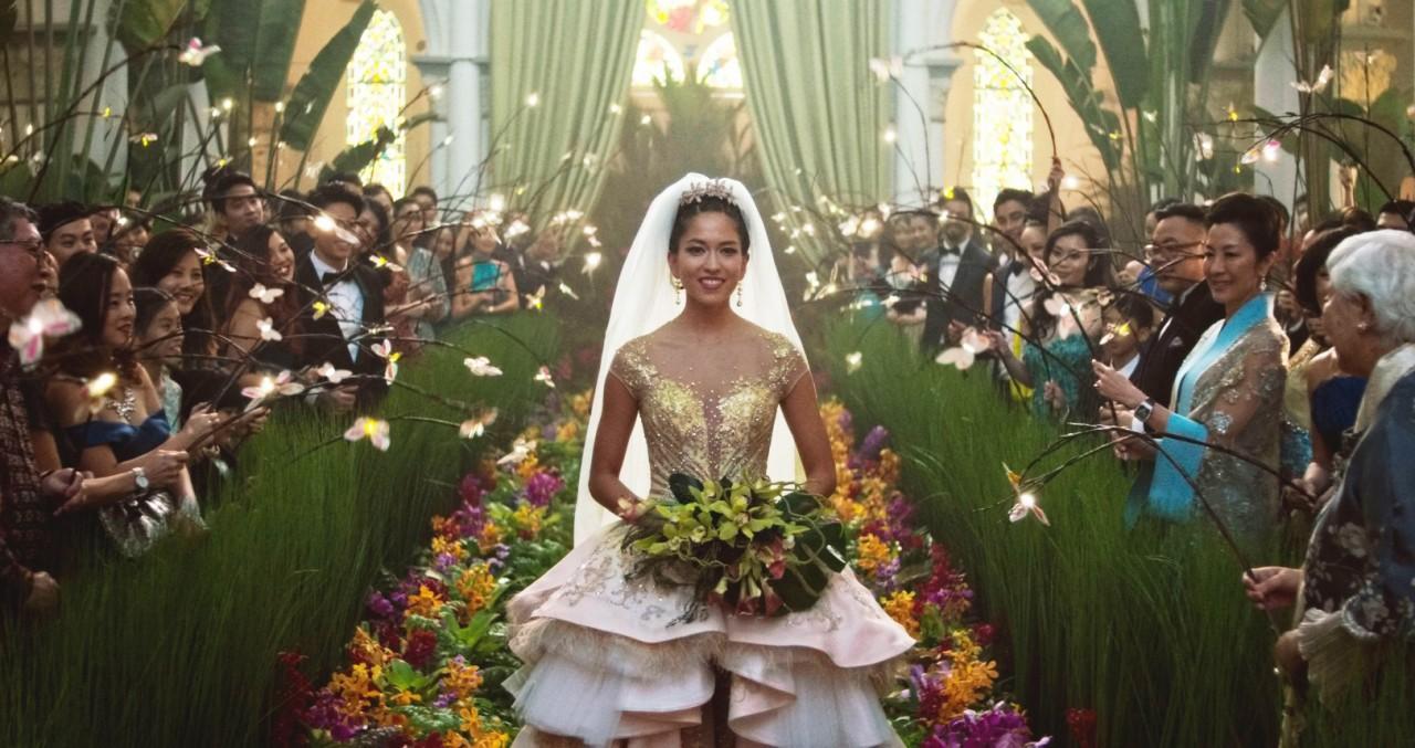 「オールアジア系俳優」で全米に旋風を巻き起こしたロマンチック・コメディ『クレイジー・リッチ!』【連載】添野知生の新作映画を見て考えた(3)