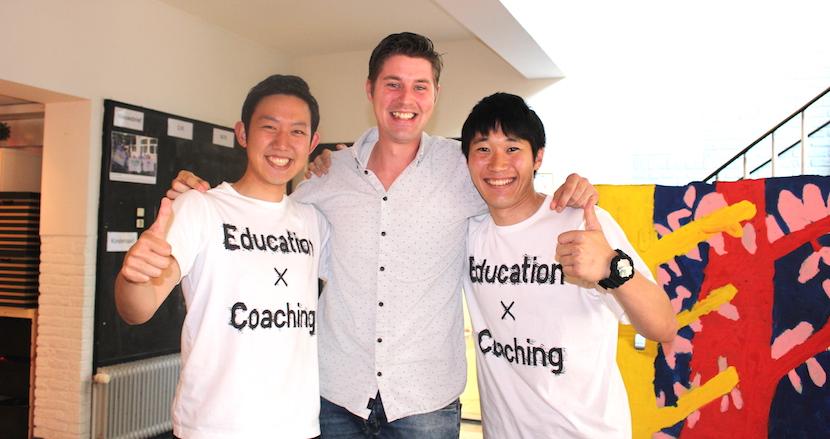 現役教育大生が日本の教育改革に奔走!子どもの幸福度ランキング上位に隠された、オランダのコーチング型教育を日本へ