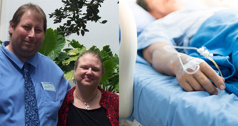 「新型コロナウイルスはでっち上げ」と主張していた男性、自身と妻が感染し考えを改めることに