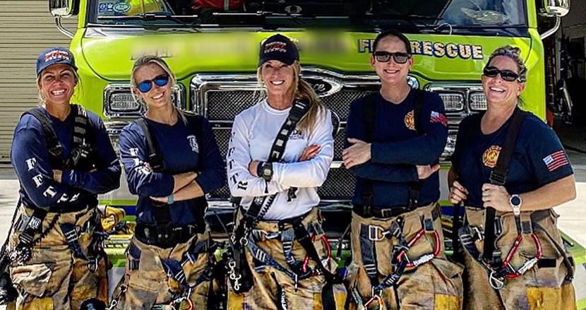 消防団員が全員女性!消防団57年間の歴史で初めての瞬間にSNSで喝采