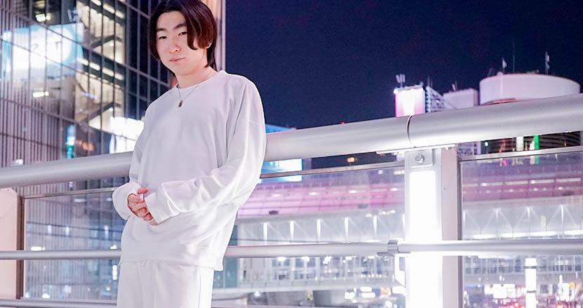 N高から「5年後には世界へ」。尋常性白斑の現役高校生がファッションブランドを立ち上げた理由【連載】Z世代の挑戦者たち(1)