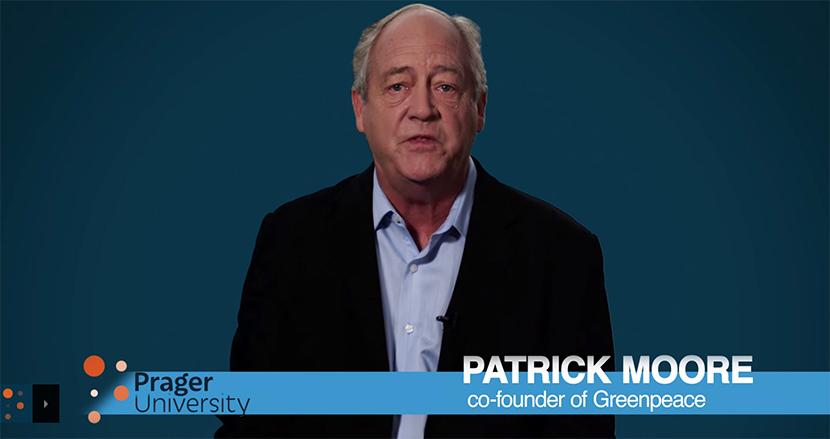 「なぜグリーンピースは科学を無視し扇動をする団体になったのか」創設メンバーが語る動画が話題に