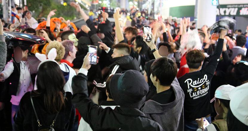 「変態仮装行列」の中で何が起こっていたか。あれだけ批判されても「渋谷ハロウィン」に大勢が集まる理由【後編】