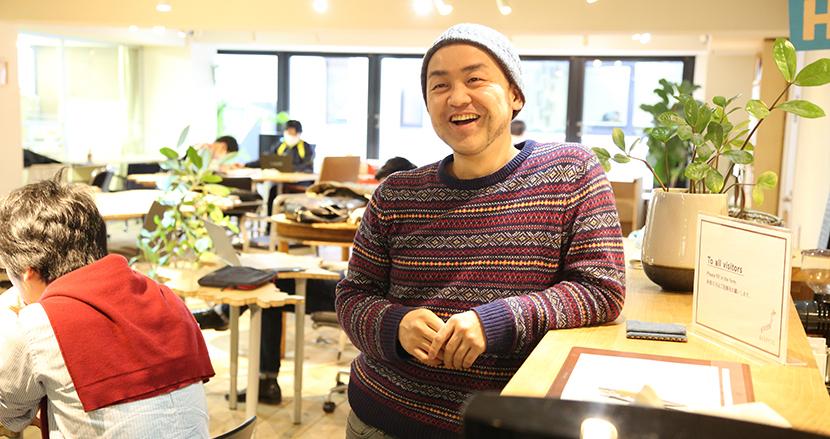 南房総で暮らし、新宿で働く。シェアオフィス「HAPON」・永森昌志氏が語るデュアルライフのクリエイティビティ