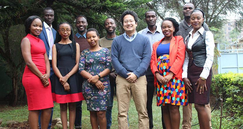 大手の新聞記者でさえ「一人で何十カ国もカバー」というアフリカの情報発信を変える、20代が立ち上げたメディア|長谷川将士(THE GATEWAY)