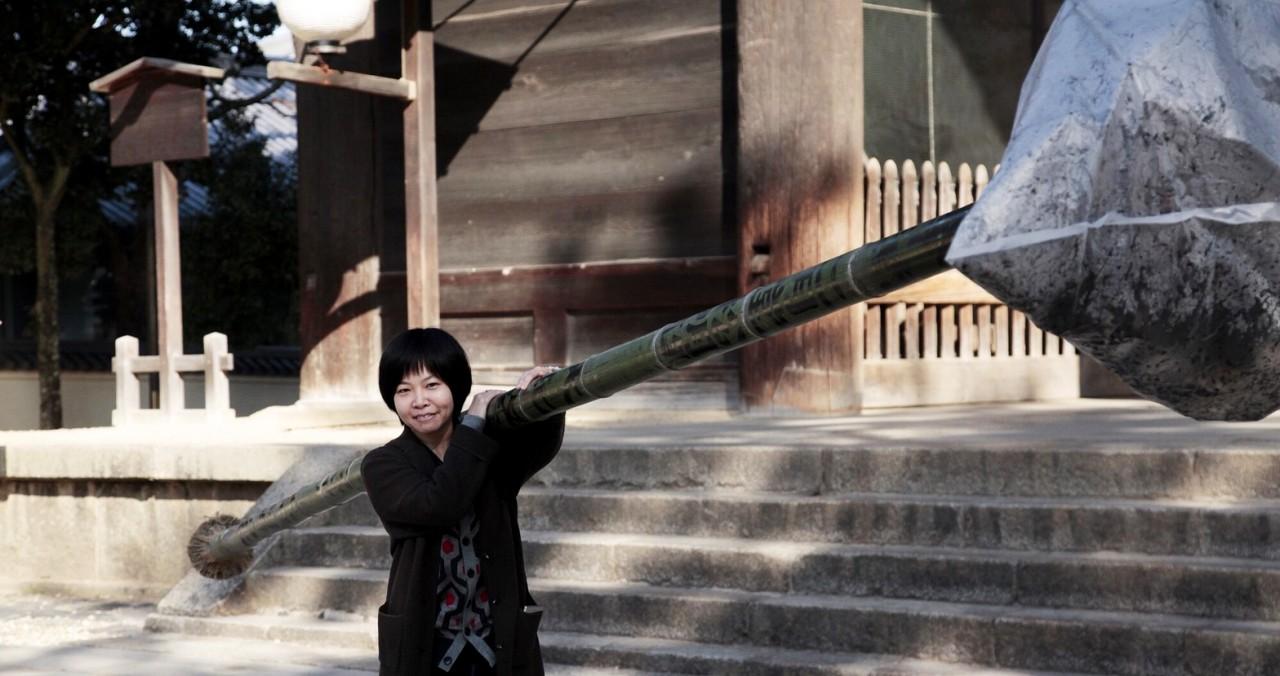 昔ガイナックス、今は奈良で「ホトケ女子」なフリーランサー、安達えみ氏|幸せに生きるためのおカネと働き方のリアル