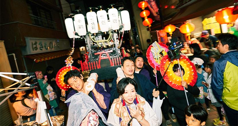 キャッシュレス時代の奇祭「仮想通貨奉納祭」!主催者が語る「祝祭」のアップデート