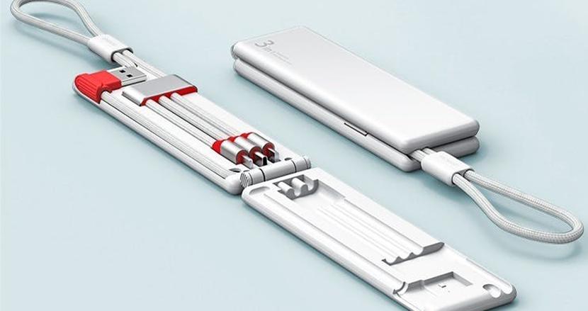 世界的デザインアワード受賞の充電ケーブル「MAGICBOX」。極限まで利便性を追求した美しきプロダクトにほれぼれ