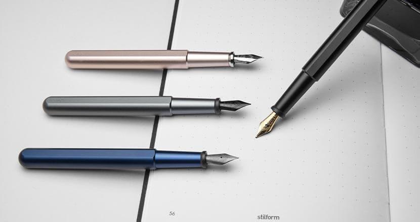 """世界3大デザイン賞2冠。ドイツ生まれの万年筆「stilform INK」が追求する""""書く""""という行為"""