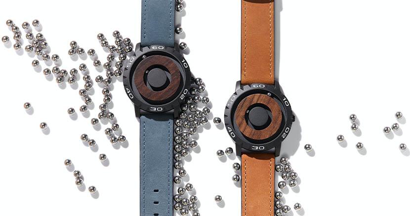 見なくても良い腕時計ってどういうこと?「EUTOUR」が切り開く時計の新しい形