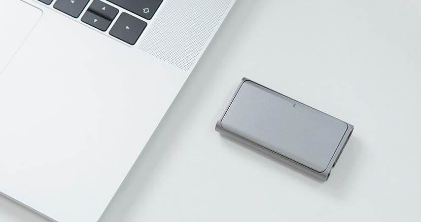 1台3役の万能マウス「CheerPod」。スマホ、タブレットWin、Macあらゆるデバイスに簡単接続