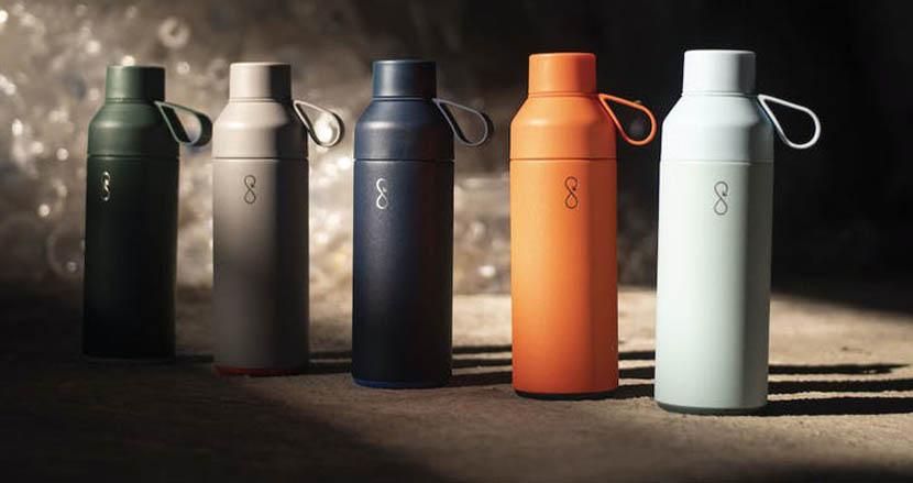 いつまでペットボトル買ってるの?シンプルデザインと確かな使い勝手で海洋汚染を防ぐ「オーシャンボトル」