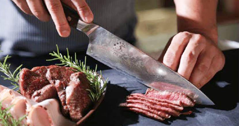 ミシュラン3つ星獲得のシェフがプロデュース。和包丁の街・堺で生まれた「5 Star Gourmet TSUJI 包丁S63」が料理のグレードを上げる