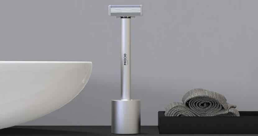 分速12000回転の超高速振動ヒゲ剃り「vibration shaver T1」。カミソリ負けにも対応したネクスト定番品候補か
