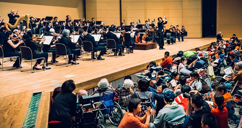 誰もが音楽を楽しむには、どうしたらいいだろう?—名古屋フィルハーモニー交響楽団