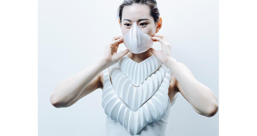 なにげに世界で有名な日本人:水中で呼吸ができる人工エラ『AMPHIBIO』を開発したバイオミメティックス・デザイナー亀井潤氏
