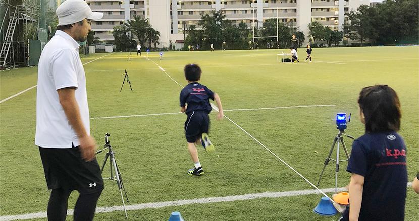 小学生を「データも読み解けるアスリート」に育てる慶應KPAの挑戦【連載】Road to 2020 スポーツ×テックがもたらす未来(5)