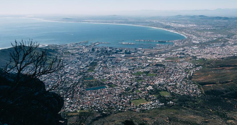 アフリカ大陸の最南端ケープタウン【連載】世界の都市をパチリ (24)