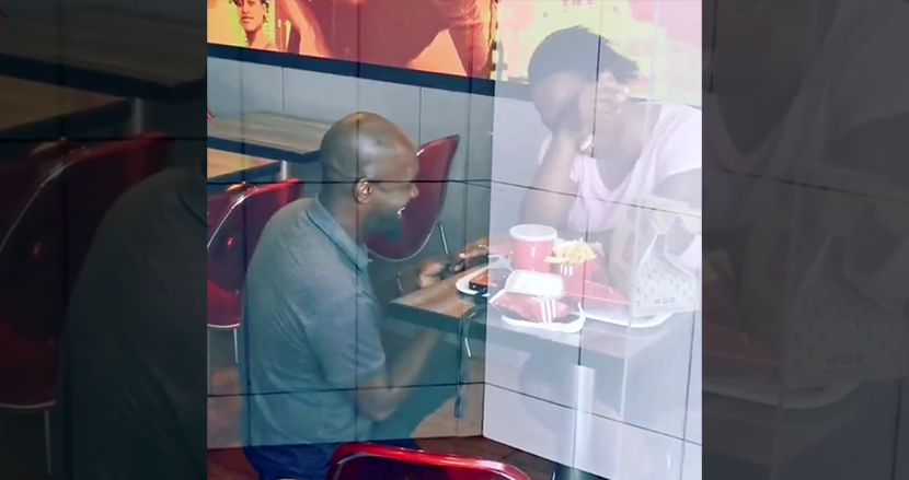 南アフリカのケンタッキー店内で行われたプロポーズがSNS上で話題に。するとカップルの元に奇跡が起きた